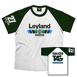 LEYLAND WILLIAMS Mens T-shirt