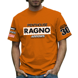 Arrows A4 Ragno Mens T-shirt
