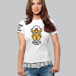 Hesketh Ladies T-shirt